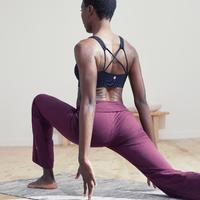 Pantalon de yoga doux en coton biologique – Femmes
