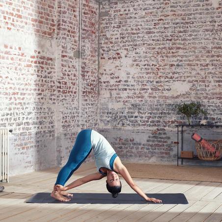 Women's Seamless Dynamic Yoga Tank Top - Green