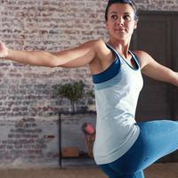 Camisole de yoga dynamique sans couture – Femmes