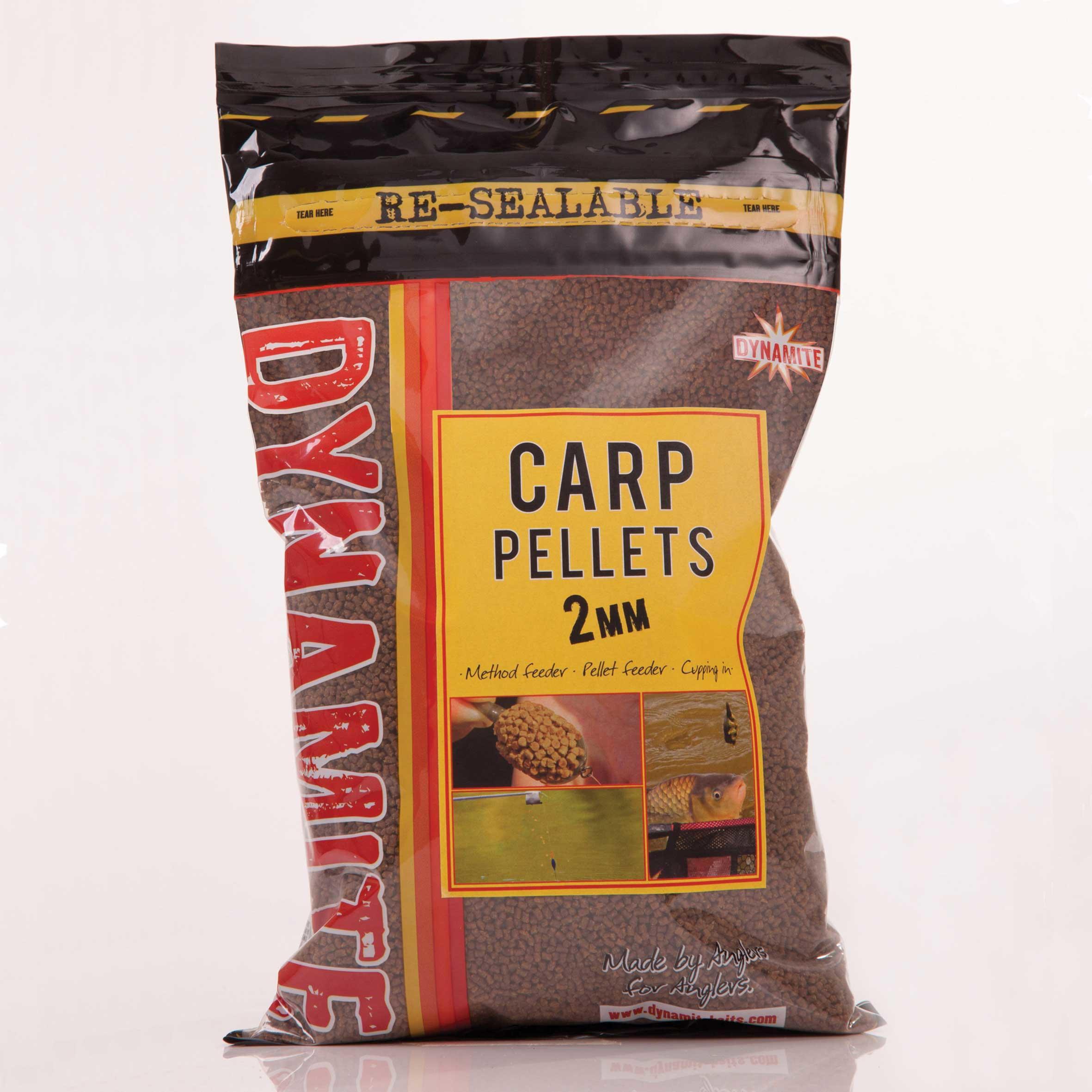 Dynamite Baits Carp Pellets 2/mm