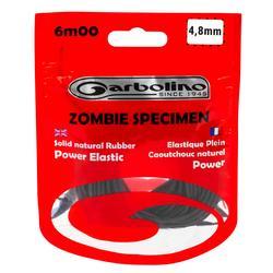 Volle elastiek Zombie Specimen 4,8 mm