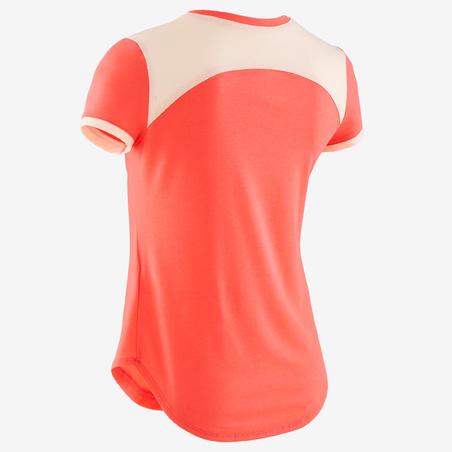 T-shirt GYMS500 - Filles