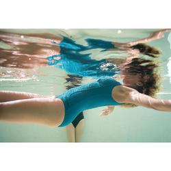 Maillot de bain de natation femme gainant une pièce Kaipearl New indigo