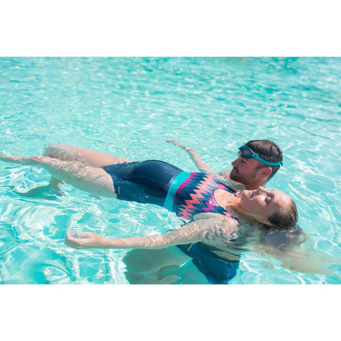 Maillot de bain grossesse de natation 1 pièce Romane all cheve navy