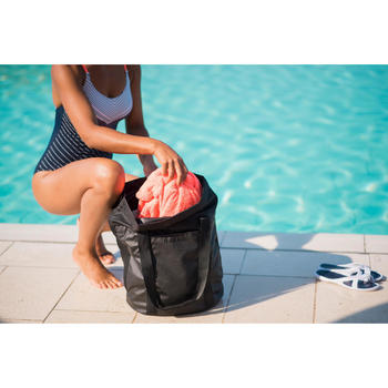 Sac de natation Kbag 100 noir