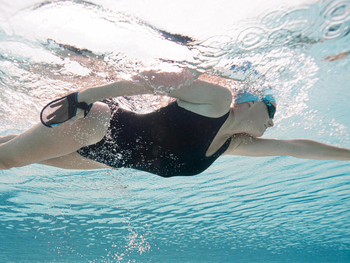 Comment bien nager