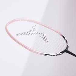 ADULT BADMINTON RACKET BR 530 SET COUPLE PINK BLUE