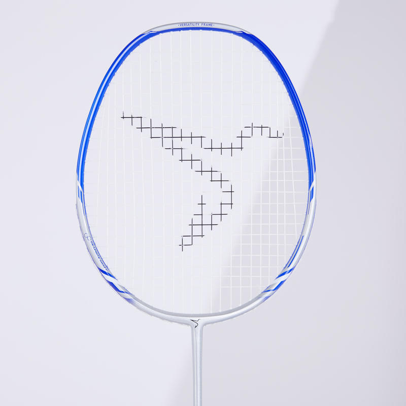 ADULT BADMINTON RACKET BR 190 SET PARTNER RED DARK BLUE