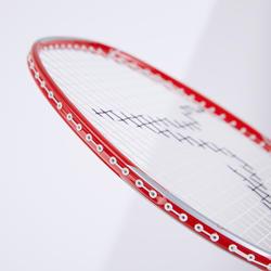 Set de 2 Raquettes De Badminton Adulte BR 190 Partner - Rouge/Bleu Foncé