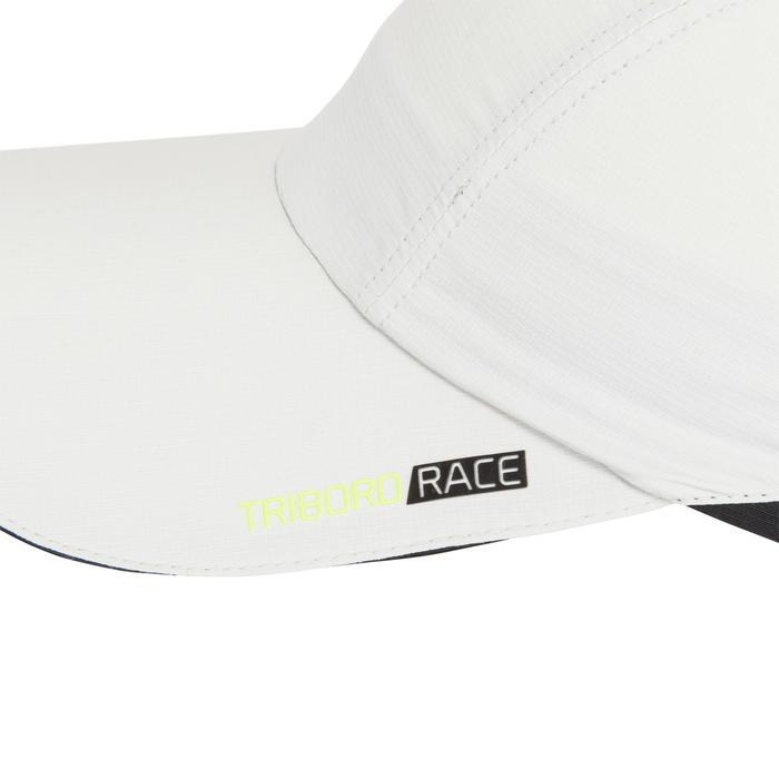 Casquette voile homme femme race 500 gris