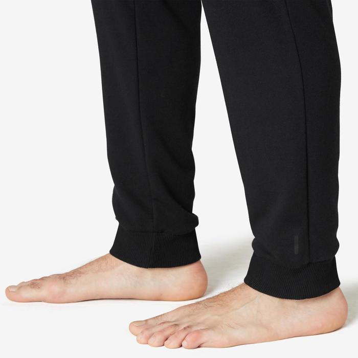 Pantalon jogging Homme Skinny 500 Noir