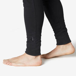 Pantalon Training Homme Slim 500 Noir