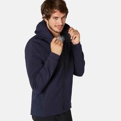 Vest voor work-out heren 540 spacer marineblauw