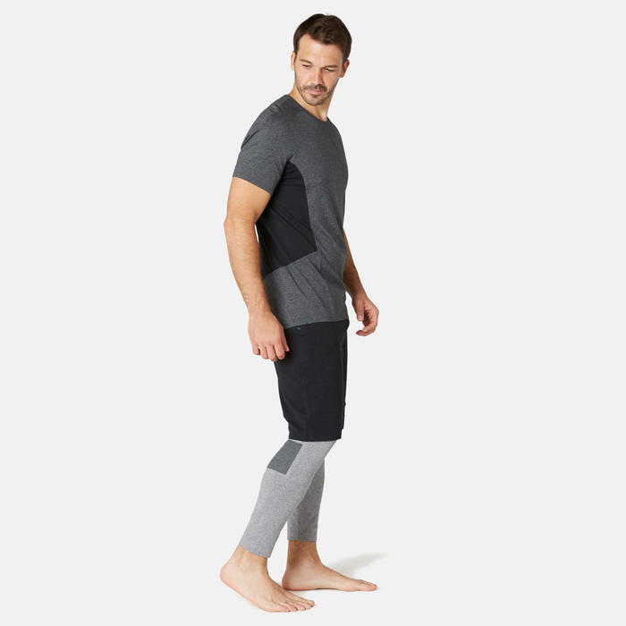 Legging 900 Homme Gris Clair