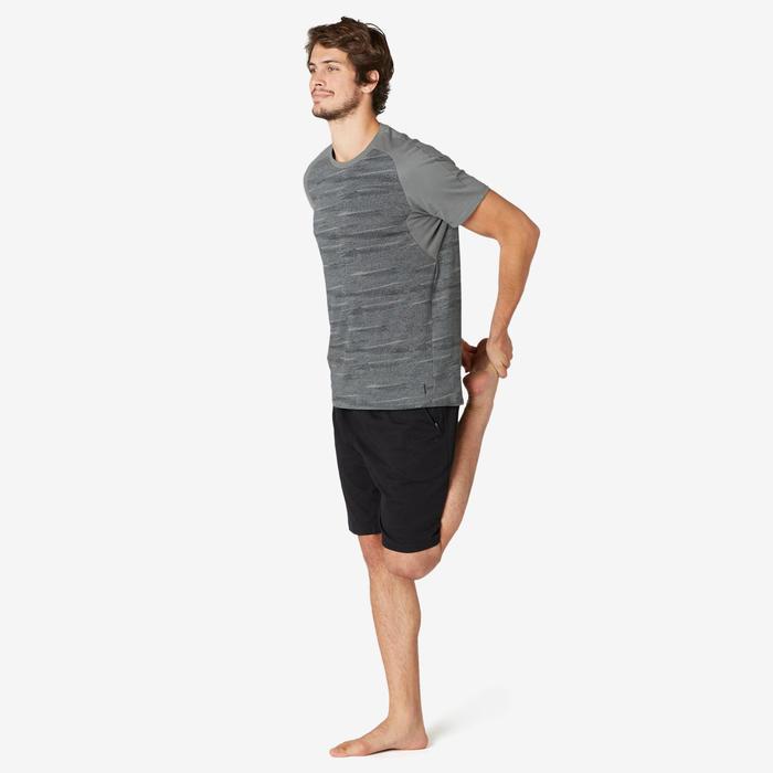 Short Sport Pilates Gym Douce homme 520 Long Regular Noir
