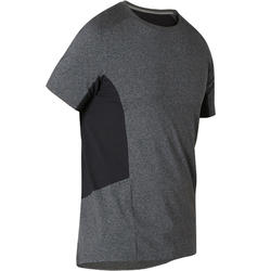 T-Shirt Slim 900 Homme Gris Foncé