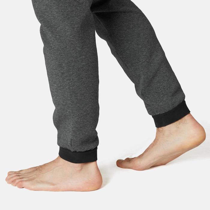 Pantalon de Jogging Slim Spacer 540 Homme Gris Foncé Chiné