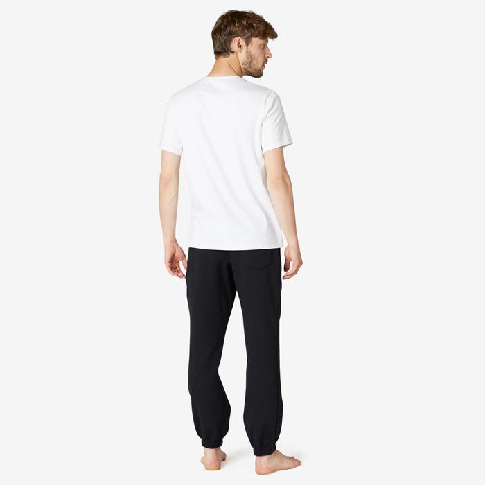 Pantalon jogging homme 500 Noir