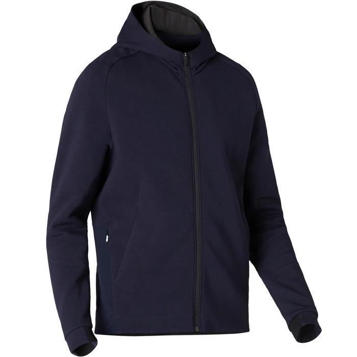 Men's Spacer Training Jacket 540 - Navy Blue