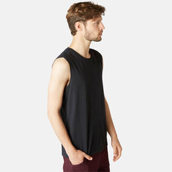 Men's Tank Top 500 - Black