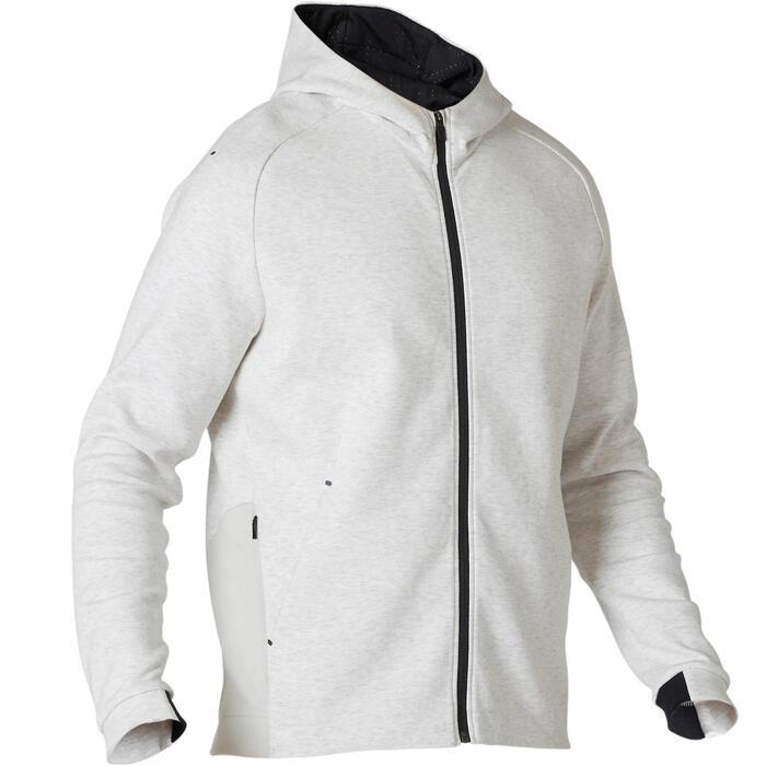 Vest voor heren 540 spacerstof beige