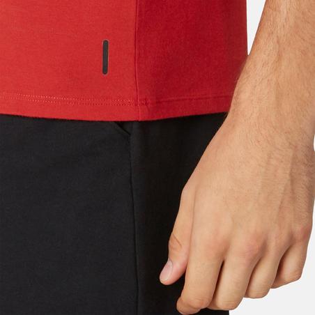 Men's T-Shirt 500 - Red
