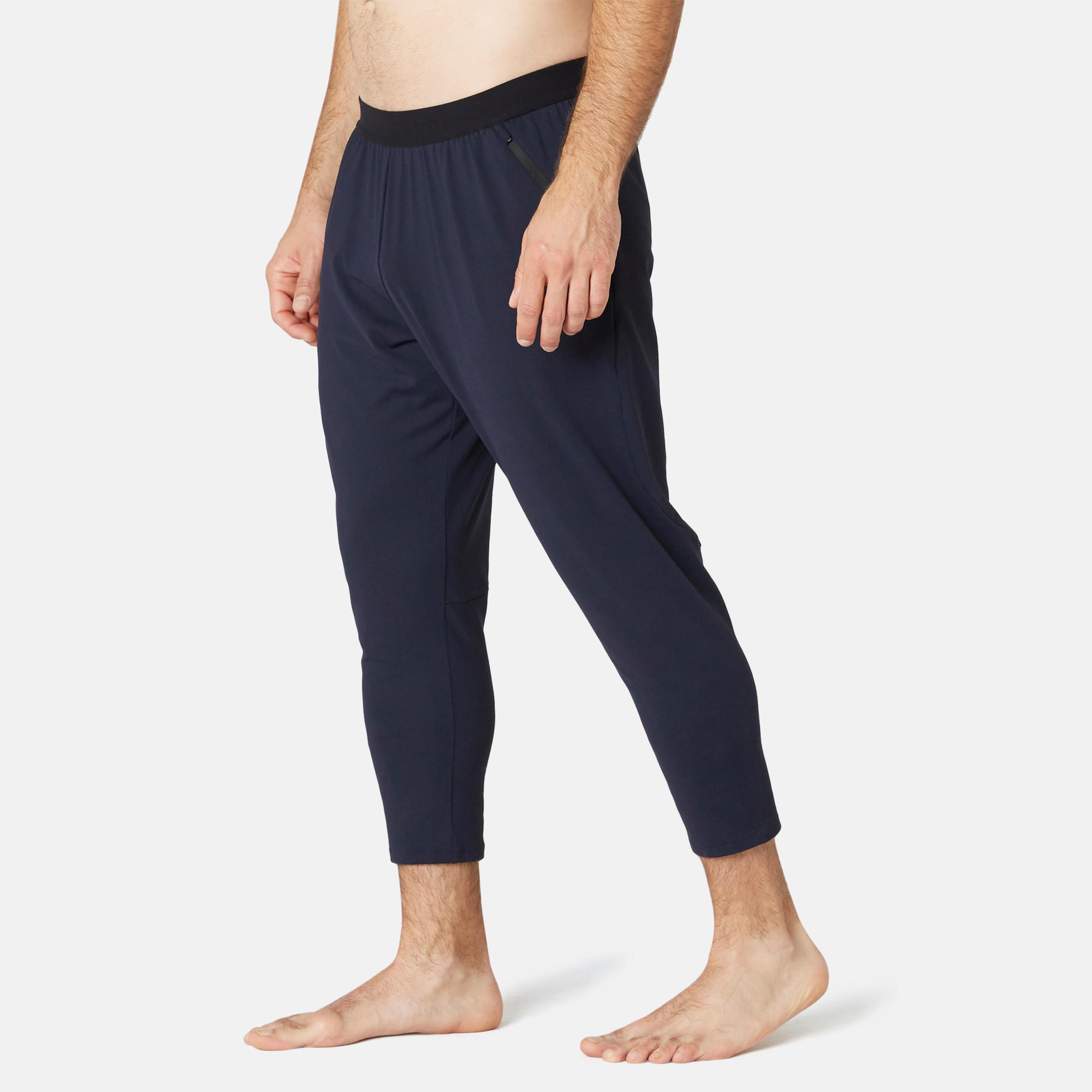 Pantalon slim 560 7/8 Bărbați imagine