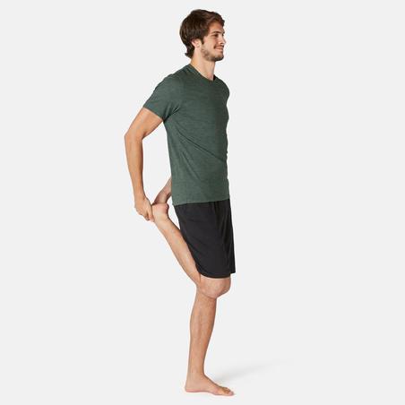 T-shirt de pilates500 – Hommes