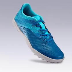 Chaussure de football AGILITY 140 HG Scratch Bleue Grise