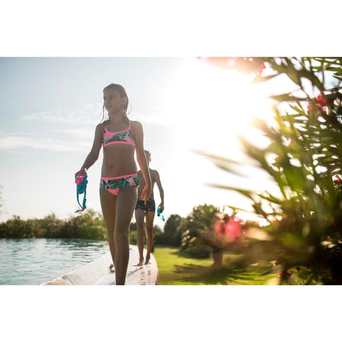 Bikini meisje met rokje Riana All Mark groen