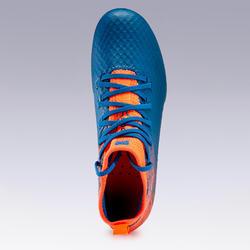 Chaussure de football enfant AGILITY 900 MESH FG Bleue / Rouge