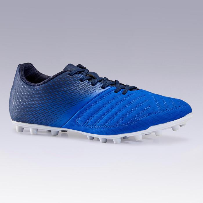 Voetbalschoenen Agility 140 FG blauw