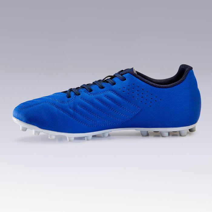 Voetbalschoenen voor volwassenen Agility 140 FG droog terrein blauw