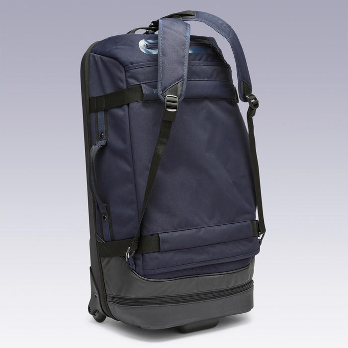 65L Wheeled Trolley Case Intensive - Midnight Blue
