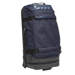 Trolley sporttas Intensif 65 liter nachtblauw