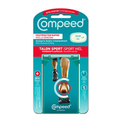 Pansement anti ampoules Compeed Extreme
