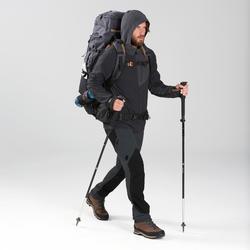 Botas Montaña y Trekking Forclaz Trek900 Hombre Marron