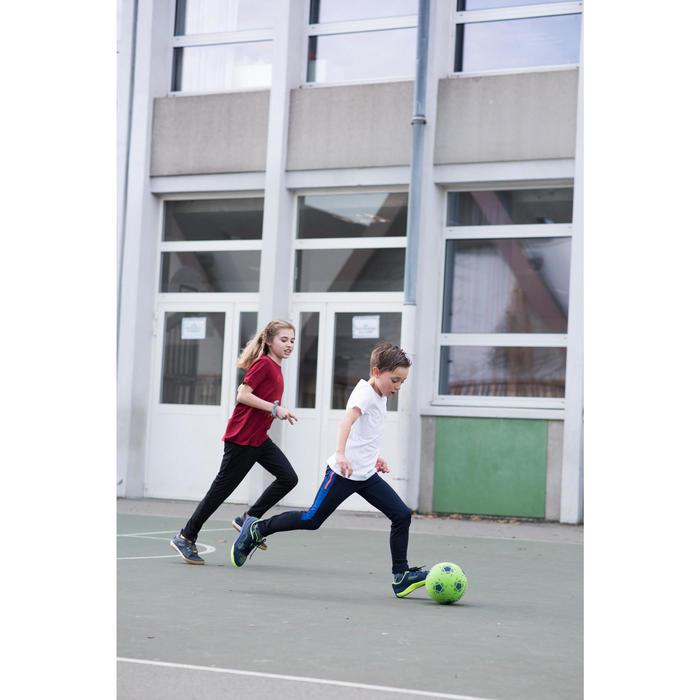 Ballon de Futsal Mousse taille 3 vert