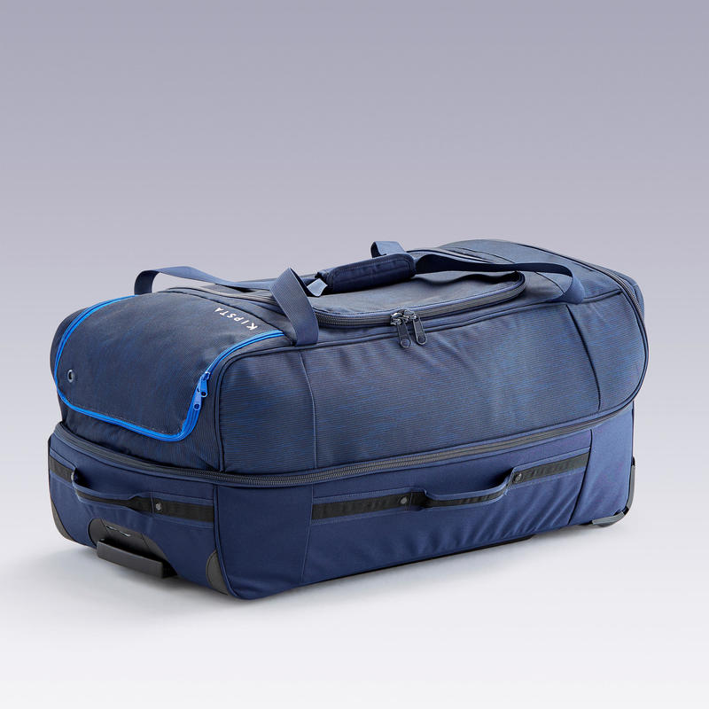 Valise Essentiel 105L bleue marine