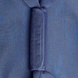 Sac à roulettes Trolley -valise Essentiel 105L bleue marine