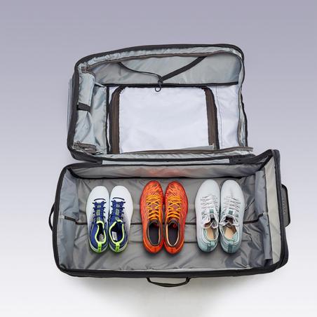 105L Wheeled Bag Essential - Black