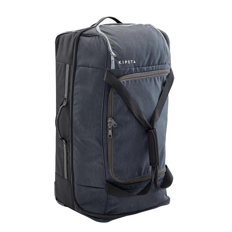 Csapatsport táska Kosárlabda - Sporttáska Essential 105 l KIPSTA - Sporttáska