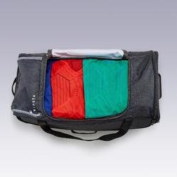 105L滾輪包Essential-黑色