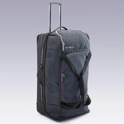Sac à roulettes Trolley - valise Essentiel 105L noire