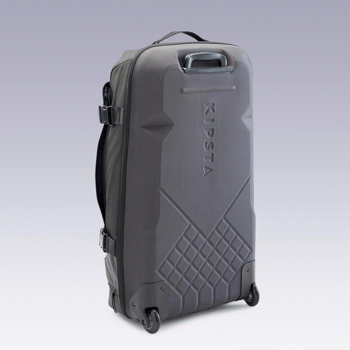 Bolsa ruedas trolley - maleta Intensif 90 litros negro