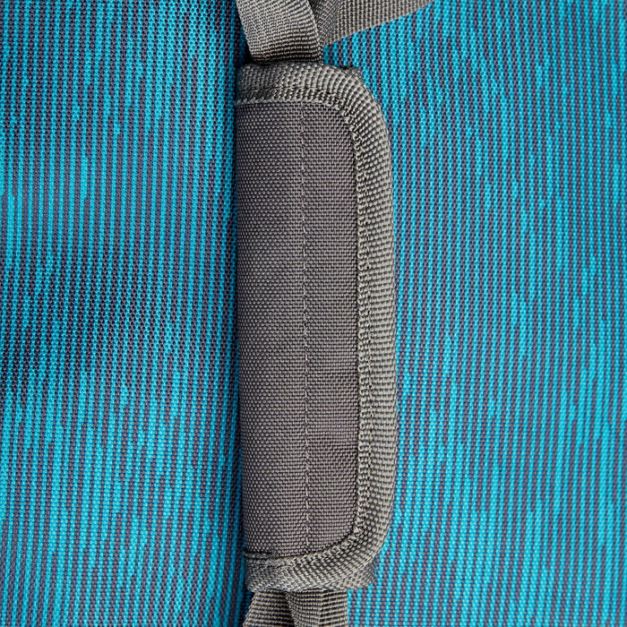 Saco de Desporto Essencial 105 L Verde/Cinzento