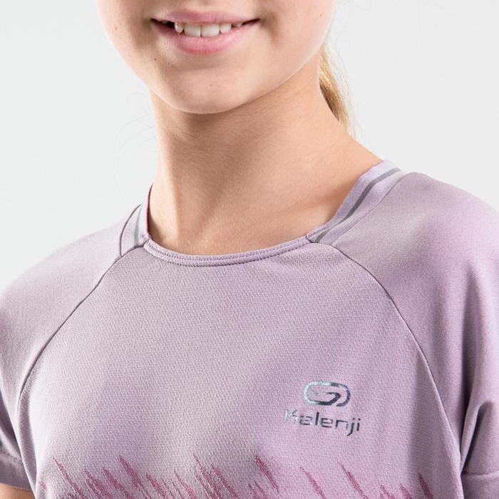 Hardloopshirt meisjes AT 500 paars