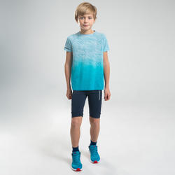 Cuissard enfant d'athlétisme AT 500 bleu marine