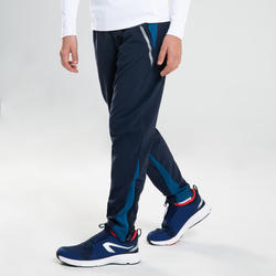 Kids' Athletics and School Sports Lightweight Trousers - navy blue