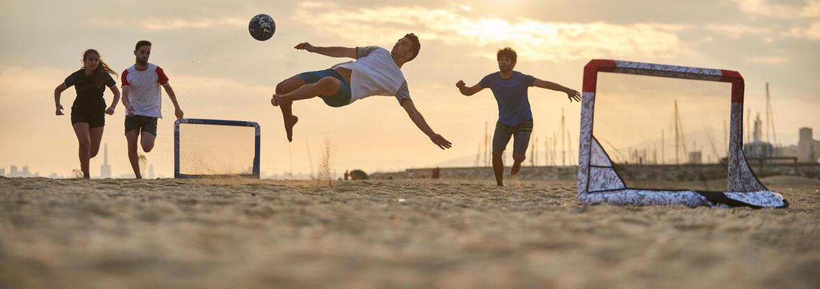 Hoe kies je een voetbaldoel?